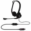 Гарнитура Logitech PC 960 Stereo Headset USB (981-000100)